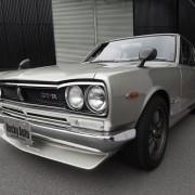 ハコスカ 現代版GT-R RB25改28ソレックス仕様 真夏も乗れる夢のような最高の旧車!!!
