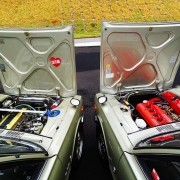 旧車 名車 エンジンスワップ モディファイの時代に突入の予感