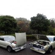 旧車 名車イベント ハコスカ ケンメリ R3000GT多々展示させていただきありがとうございました。