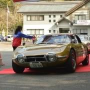 ベッキオバンビーノR3000GT完走!!!快適名車旧車やっぱりGOODです!