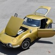 名車だけが味わえる至福のひと時!!!  夢ではなく現実の車Rocky3000GT。