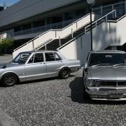 ハコスカ ケンメリ完全オリジナル車とモディファイ車の2極化。