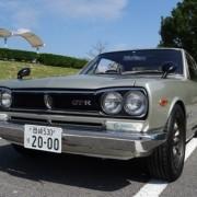 国産旧車の王道 ハコスカ GT-R KPGC10 ケンメリ GT-R KPGC110販売車
